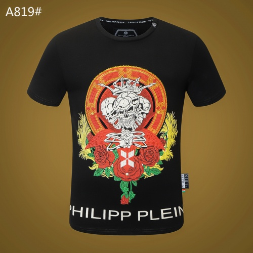 Philipp Plein PP T-Shirts Short Sleeved O-Neck For Men #812352