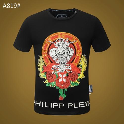 Philipp Plein PP T-Shirts Short Sleeved O-Neck For Men #812352