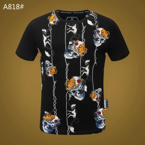 Philipp Plein PP T-Shirts Short Sleeved O-Neck For Men #812353