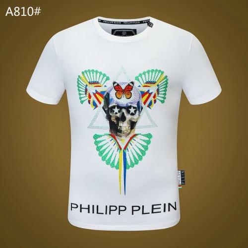 Philipp Plein PP T-Shirts Short Sleeved O-Neck For Men #812355