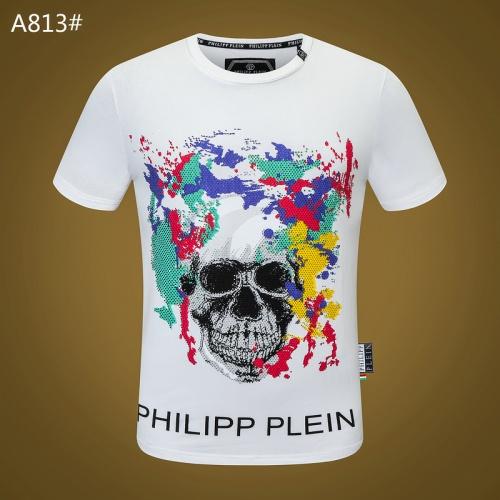 Philipp Plein PP T-Shirts Short Sleeved O-Neck For Men #812359