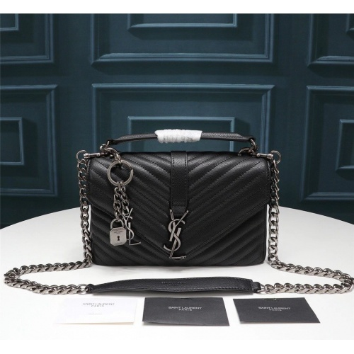 Yves Saint Laurent YSL AAA Messenger Bags For Women #812361 $108.00 USD, Wholesale Replica Yves Saint Laurent YSL AAA Messenger Bags