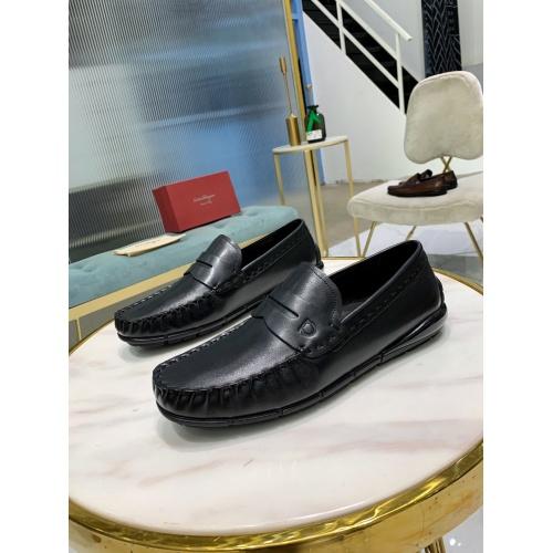 Ferragamo Salvatore FS Casual Shoes For Men #812405