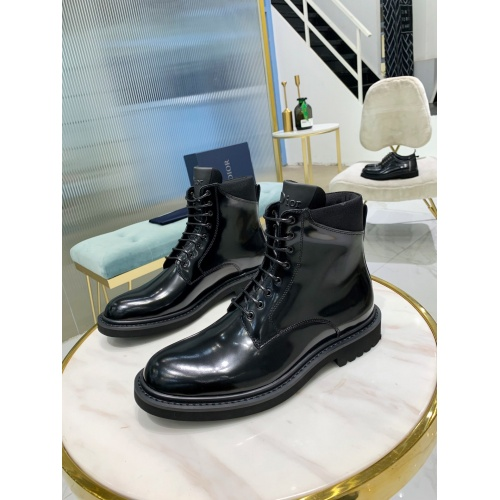 Christian Dior Boots For Men #812416
