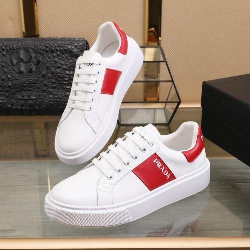 Prada Casual Shoes For Men #812430