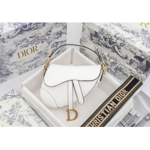 Christian Dior AAA Quality Messenger Bags For Women #812480 $96.00 USD, Wholesale Replica Christian Dior AAA Quality Messenger Bags