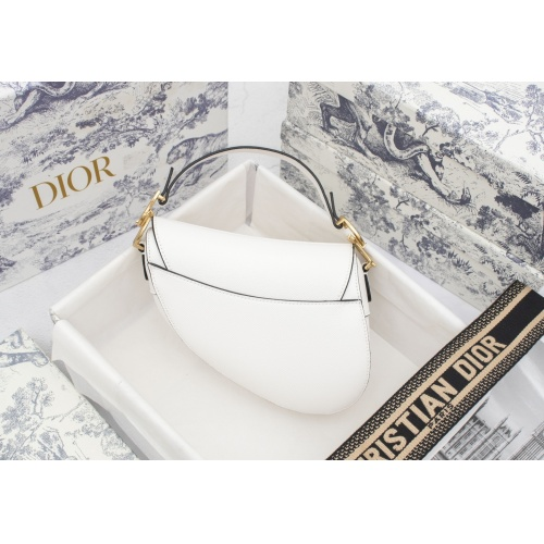 Replica Christian Dior AAA Quality Messenger Bags For Women #812480 $96.00 USD for Wholesale