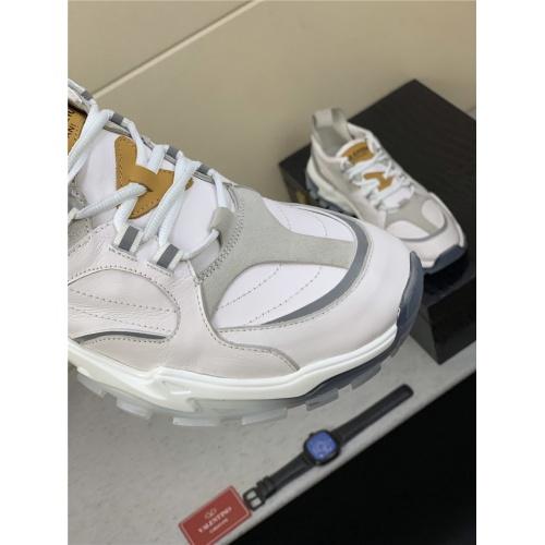 Replica Valentino Casual Shoes For Men #812510 $96.00 USD for Wholesale