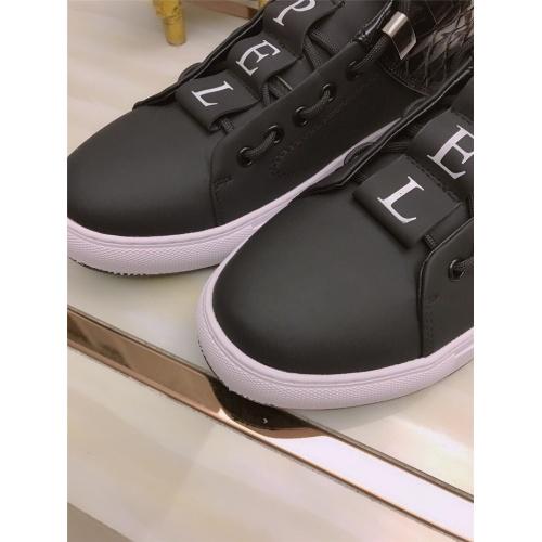 Replica Philipp Plein PP Casual Shoes For Men #812513 $80.00 USD for Wholesale
