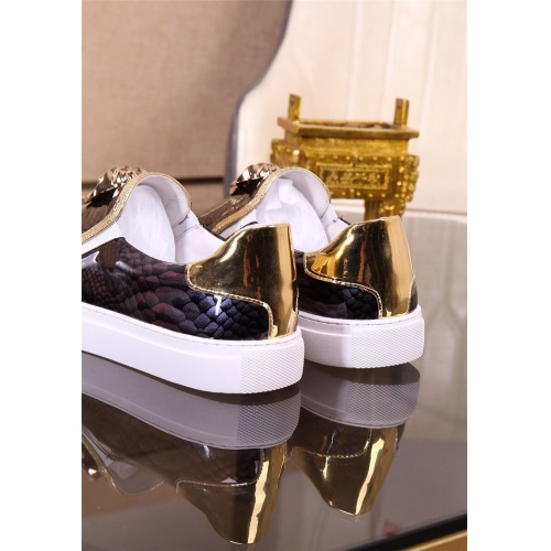 Replica Versace Casual Shoes For Men #812527 $76.00 USD for Wholesale