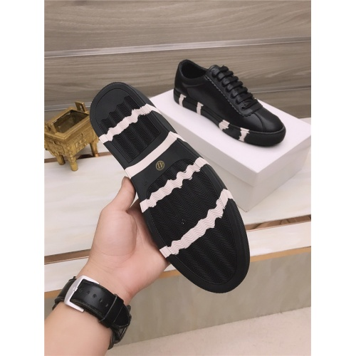 Replica Versace Casual Shoes For Men #812528 $76.00 USD for Wholesale