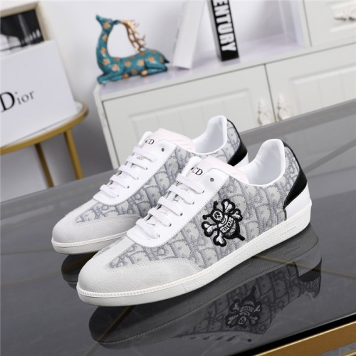 Christian Dior Casual Shoes For Men #812540