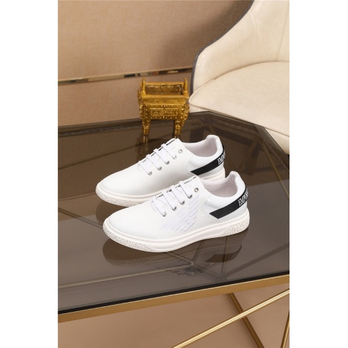 Armani Casual Shoes For Men #812544