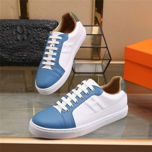 Hermes Casual Shoes For Men #812621 $80.00 USD, Wholesale Replica Hermes Casual Shoes
