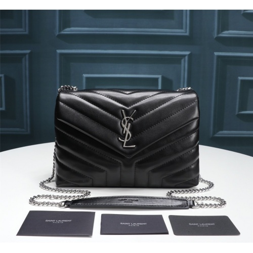 Yves Saint Laurent YSL AAA Messenger Bags For Women #812681