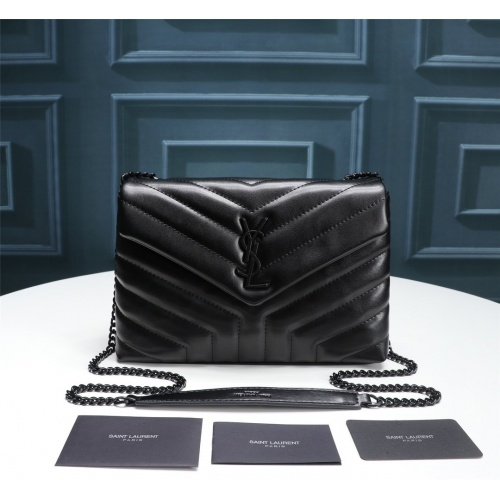 Yves Saint Laurent YSL AAA Messenger Bags For Women #812682