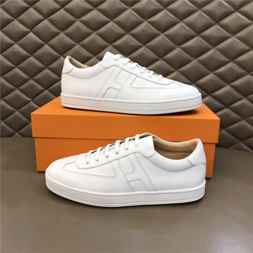 Hermes Casual Shoes For Men #812838