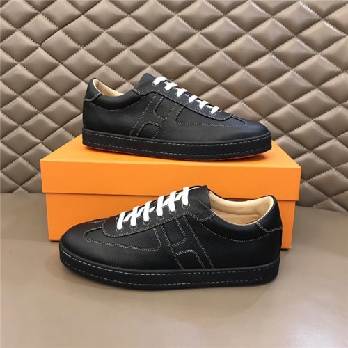 Hermes Casual Shoes For Men #812839 $76.00 USD, Wholesale Replica Hermes Casual Shoes