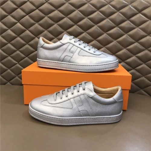 Hermes Casual Shoes For Men #812840 $76.00, Wholesale Replica Hermes Casual Shoes