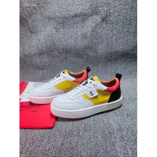 Christian Louboutin CL Casual Shoes For Men #812843