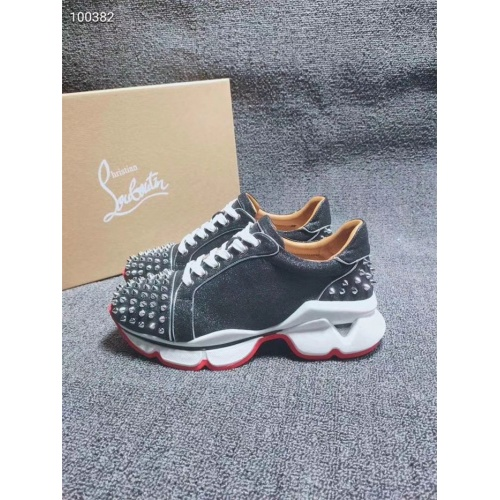 Christian Louboutin CL Casual Shoes For Men #812844