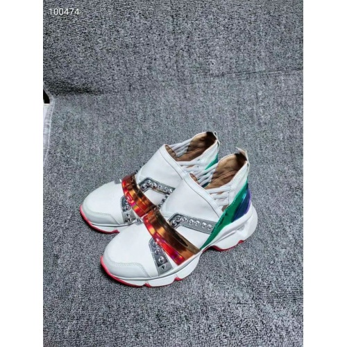 Christian Louboutin CL Casual Shoes For Men #812845