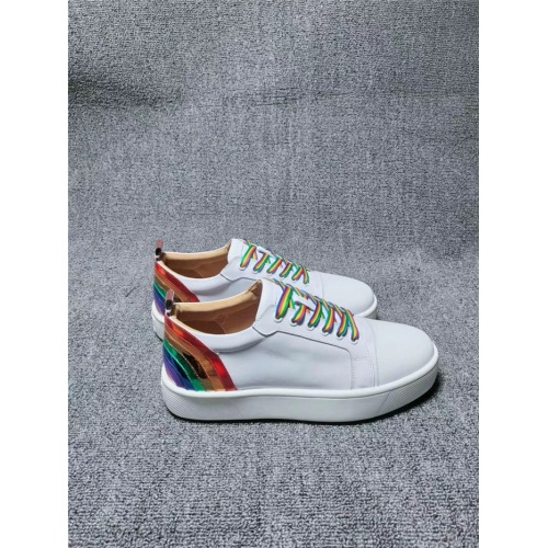 Christian Louboutin CL Casual Shoes For Men #812846