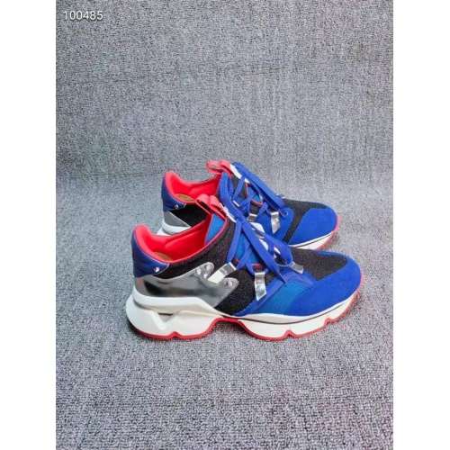 Christian Louboutin CL Casual Shoes For Men #812848
