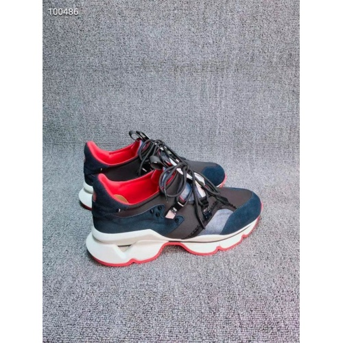 Christian Louboutin CL Casual Shoes For Men #812849