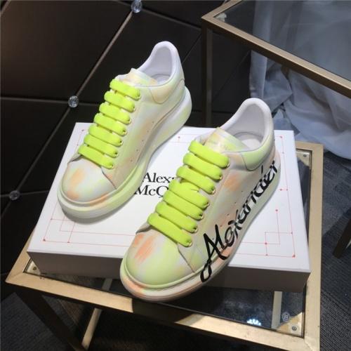 Alexander McQueen Casual Shoes For Men #812856