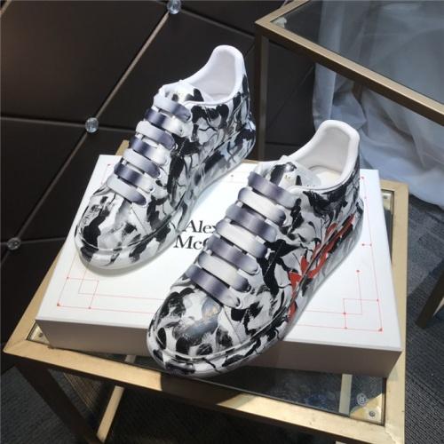 Alexander McQueen Casual Shoes For Men #812857