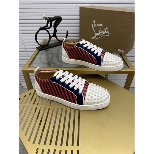 Christian Louboutin CL Casual Shoes For Women #812862