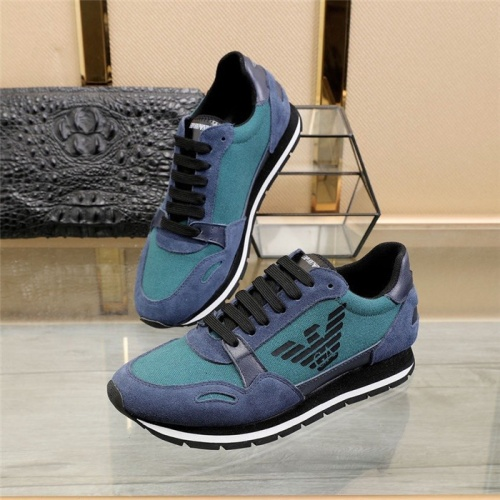 Armani Casual Shoes For Men #812910