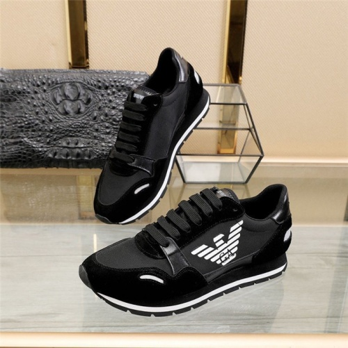 Armani Casual Shoes For Men #812911