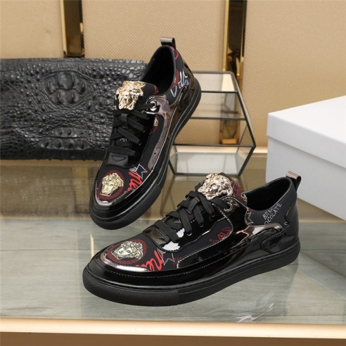 Versace Casual Shoes For Men #812921