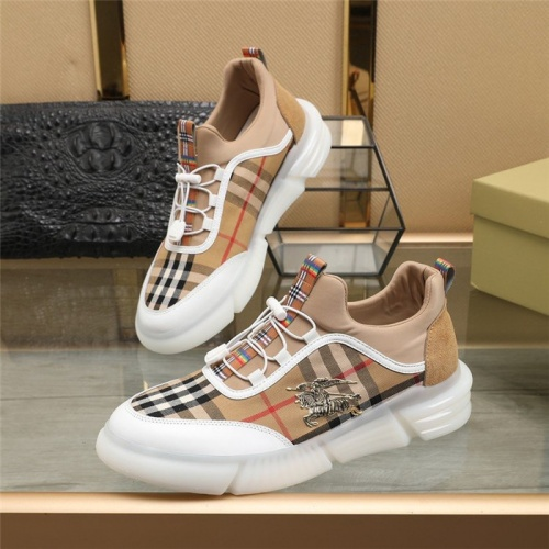 Burberry Casual Shoes For Men #812926