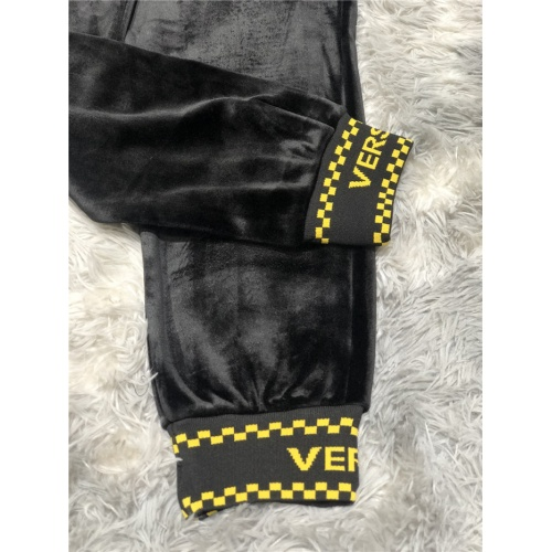 Replica Versace Tracksuits Long Sleeved Zipper For Men #812997 $100.00 USD for Wholesale