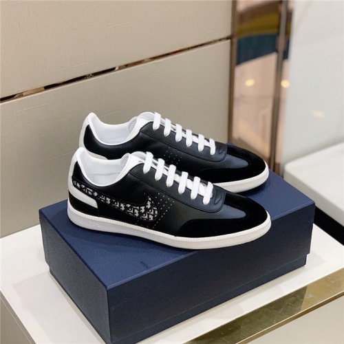 Christian Dior Casual Shoes For Men #813041