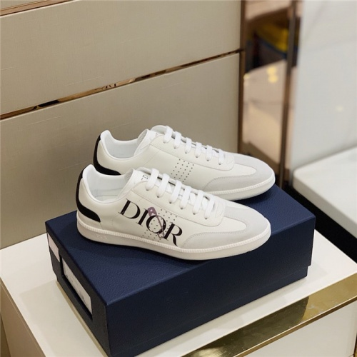 Christian Dior Casual Shoes For Men #813043