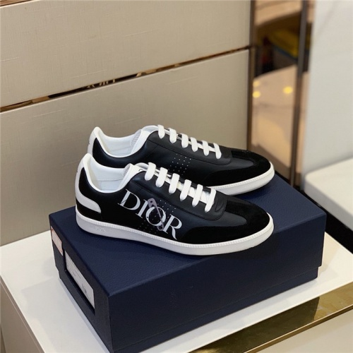Christian Dior Casual Shoes For Men #813044