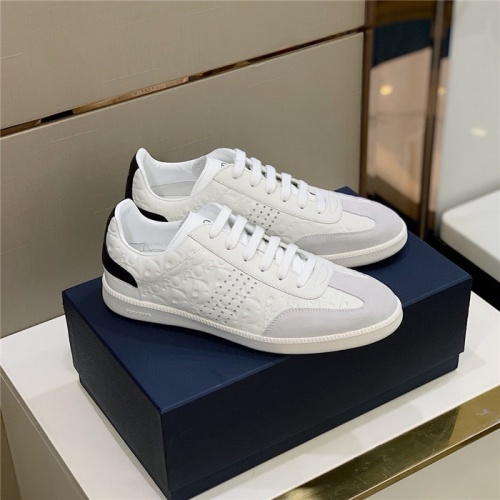 Christian Dior Casual Shoes For Men #813046