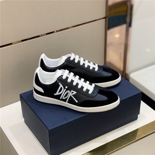 Christian Dior Casual Shoes For Men #813047