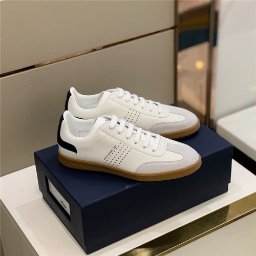Christian Dior Casual Shoes For Men #813050
