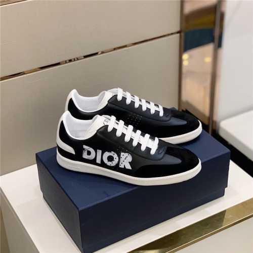 Christian Dior Casual Shoes For Men #813051