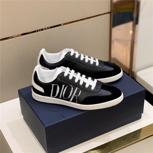 Christian Dior Casual Shoes For Men #813053