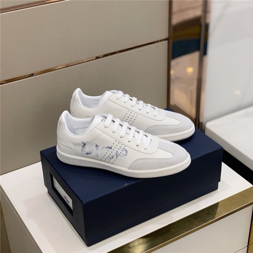 Christian Dior Casual Shoes For Men #813054