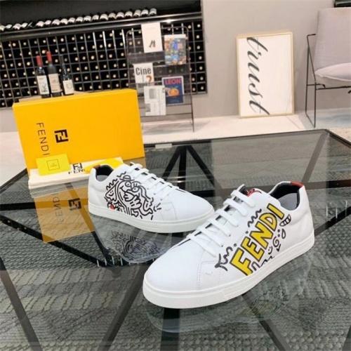 Fendi Casual Shoes For Men #813056