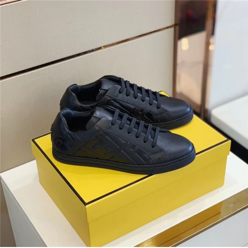 Fendi Casual Shoes For Men #813057