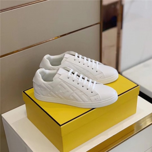 Fendi Casual Shoes For Men #813058