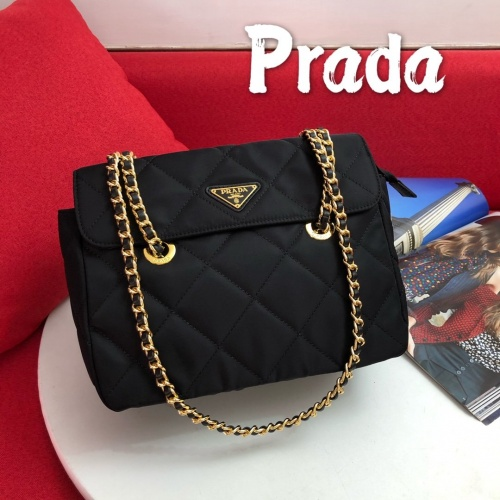 Prada AAA Quality Messeger Bags For Women #813114
